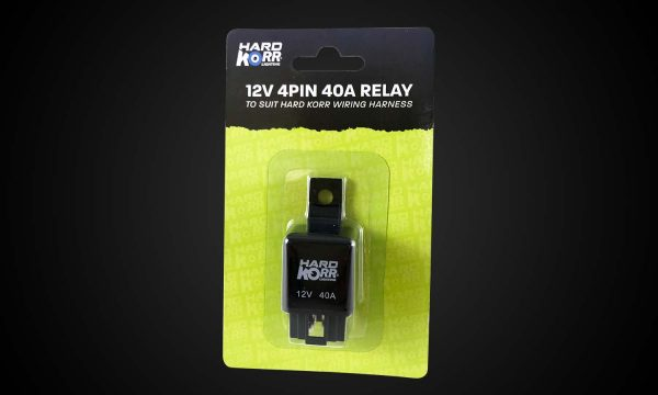 Automotive Relay 12V 40A