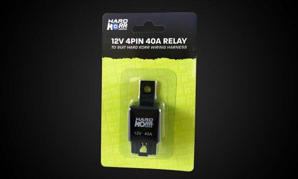 Automotive Relay 12V 40A