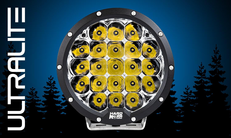 """7"""" Ultralite Series LED Driving Light"""