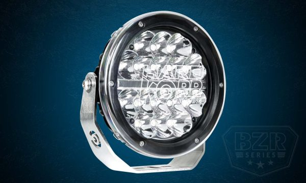 7 Inch LED Driving Light Hard Korr Trailblazer Series BZR180