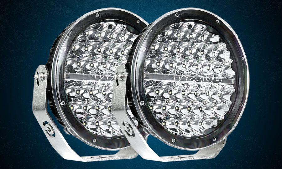 9 Inch LED Driving Light Hard Korr BZR Series BZR215