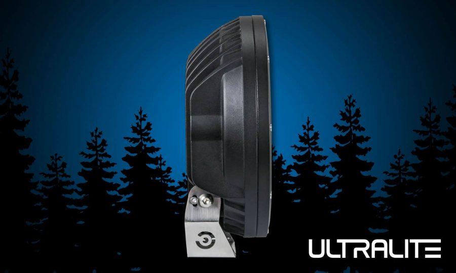 """Ultralite Series 9"""" LED Driving Light HKULTRA215"""
