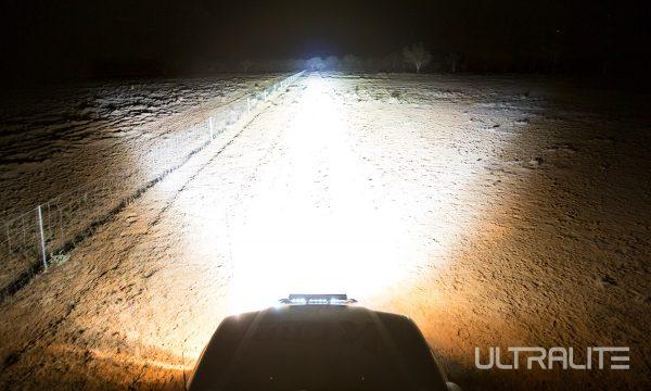 """Ultralite Series 9"""" LED Driving Lights HKULTRA215"""
