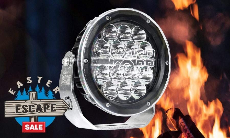 BZR160 6 Inch LED Driving Light