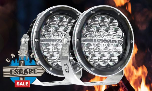 BZR160 6 Inch LED Driving Light