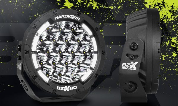 "Hard Korr BZR-X Series 7"" LED Driving Lights"