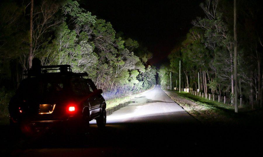 """Hard Korr BZR-X Series 9"""" LED Driving Lights"""