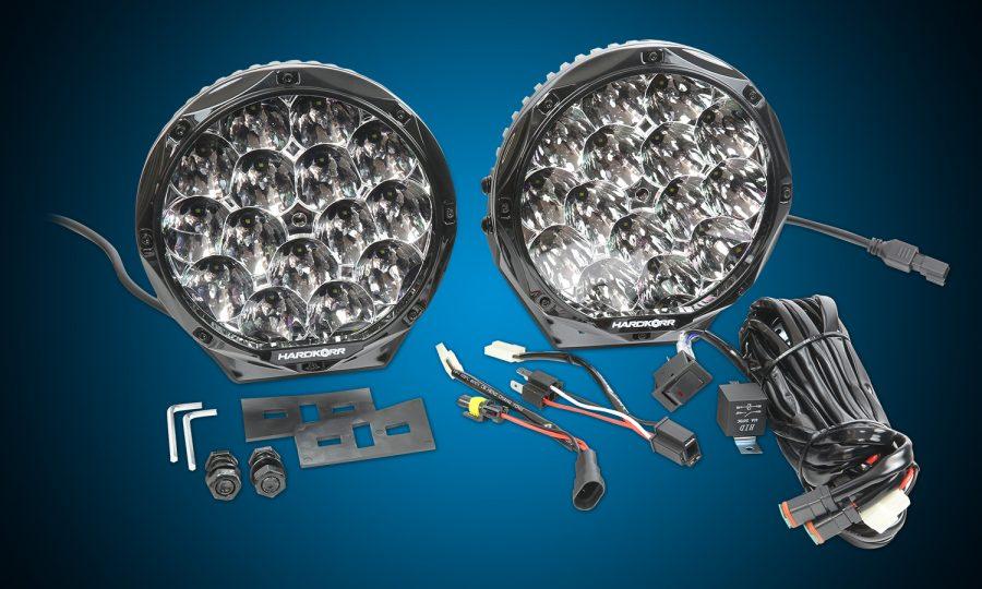 Hardkorr Lifestyle 8.5 Inch LED Driving Lights