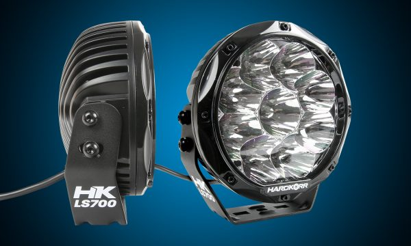 Hardkorr Lifestyle 7 Inch LED Driving Lights