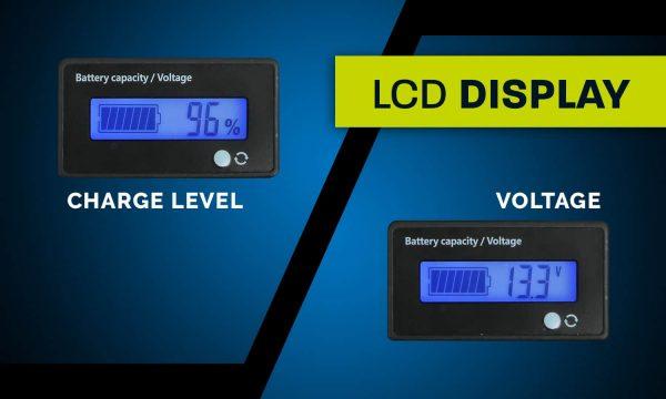 100AH Lithium (LiFePO4) Deep Cycle Battery