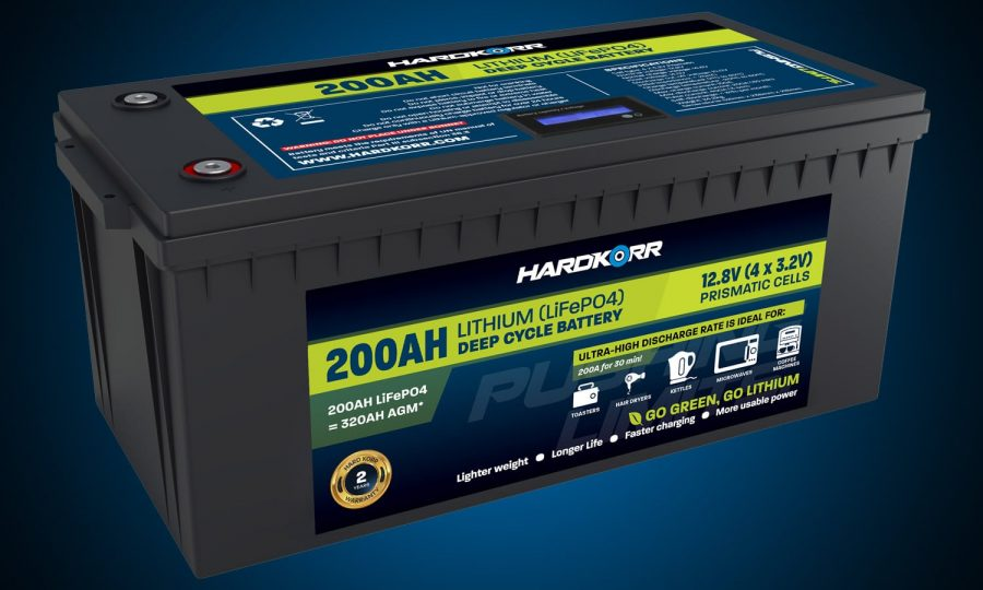 Hard Korr 200AH Lithium Deep Cycle Battery Prismatic Cells