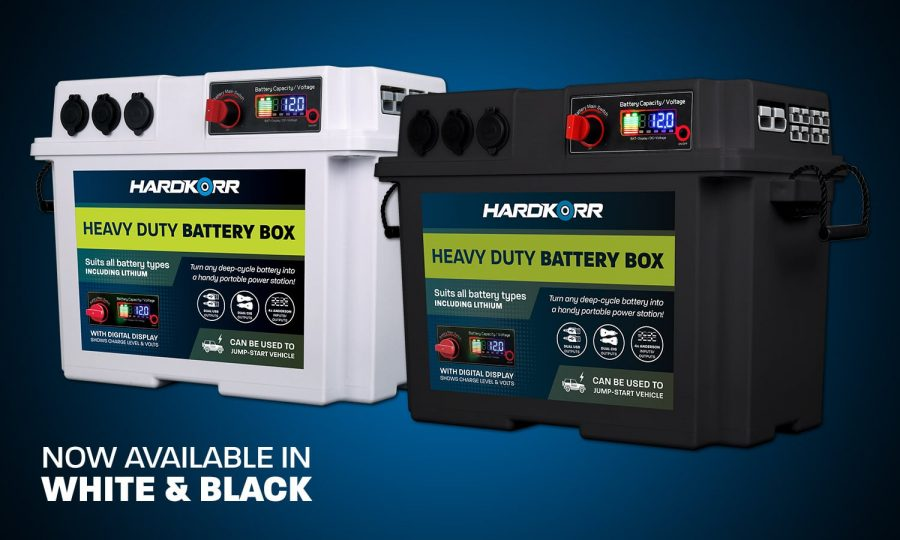 Hard Korr Heavy Duty Battery Box