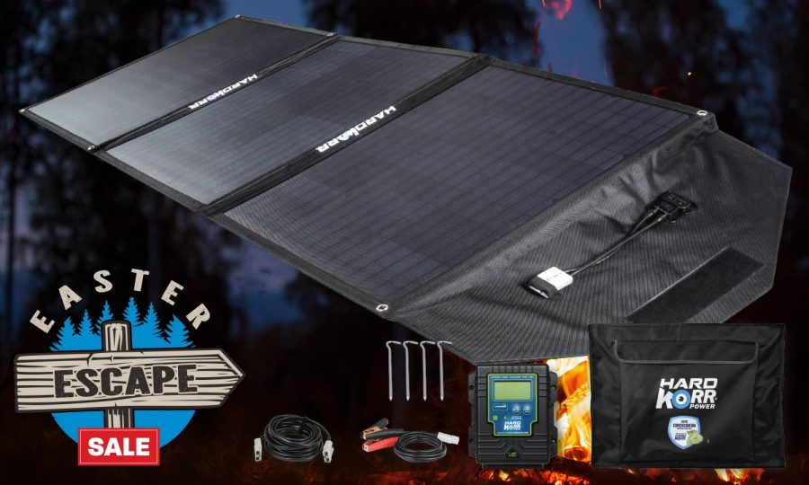 Heavy Duty Portable Solar Panels 150w