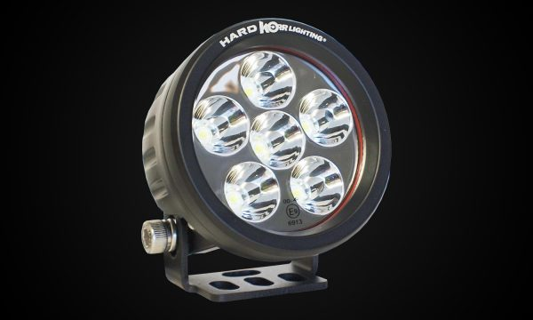 18W Round LED Work Light HKRS18