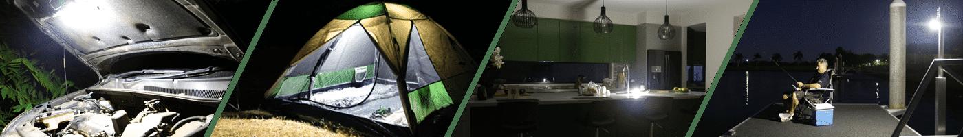 Hard Korr Unilight - the Most Versatile Light Ever Made