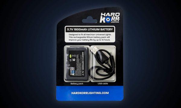 HKUNILI Lithium Battery for Unilight