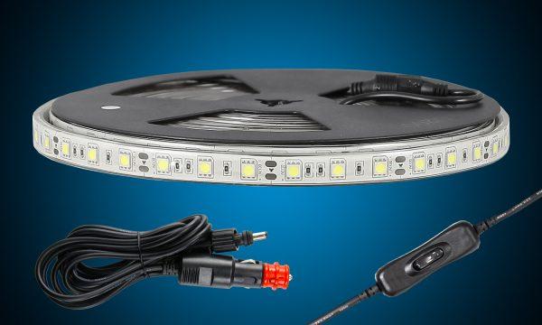 HPFT5M High Powered LED Flexible Tape Light