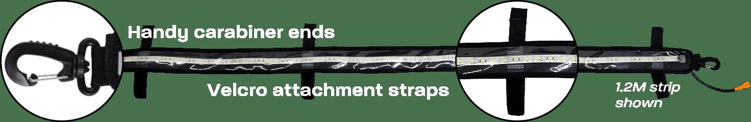 Ezy-fit strip details