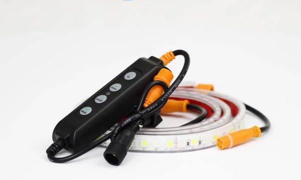 1m Tri-Colour Flexible Tape Light