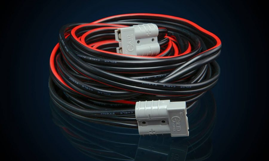 Hard Korr 10m Anderson Plug Extension Cable