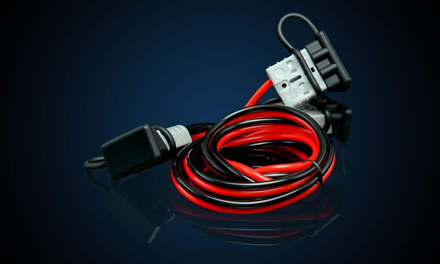 Hard Korr Anderson to Dual Anderson Plug Cable