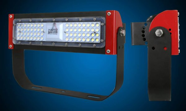 Hard Korr 50w outdoor light for sheds, barns and warehouses