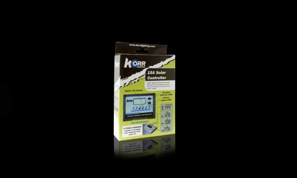 Hard Korr 15A Solar Charge Controller