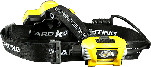 600 Lumen LED Head Torch