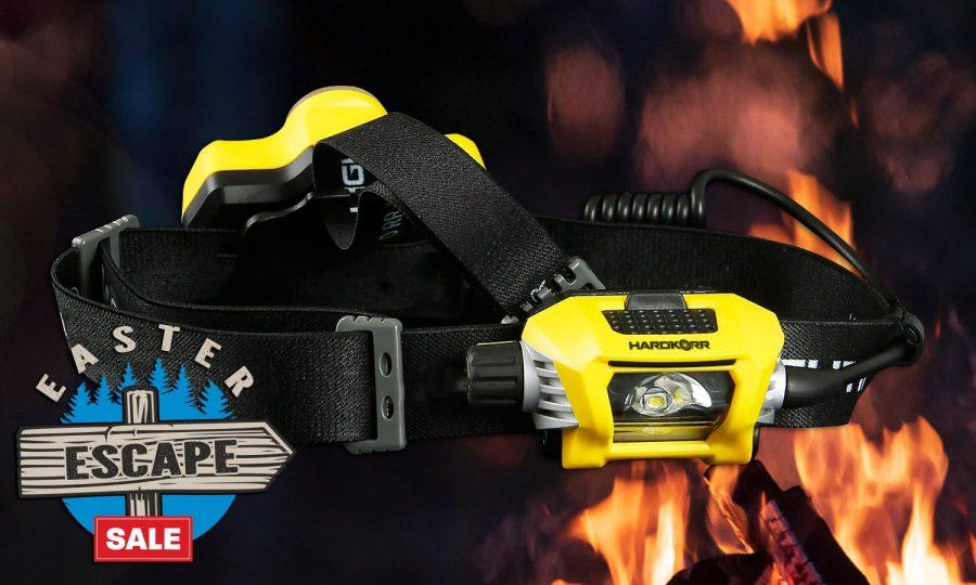 Hard Korr T600 LED Head Torch