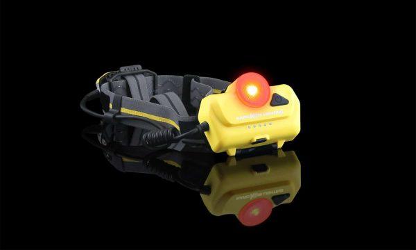 600 Lumen Heavy Duty Rechargeable Head Torch (T600)