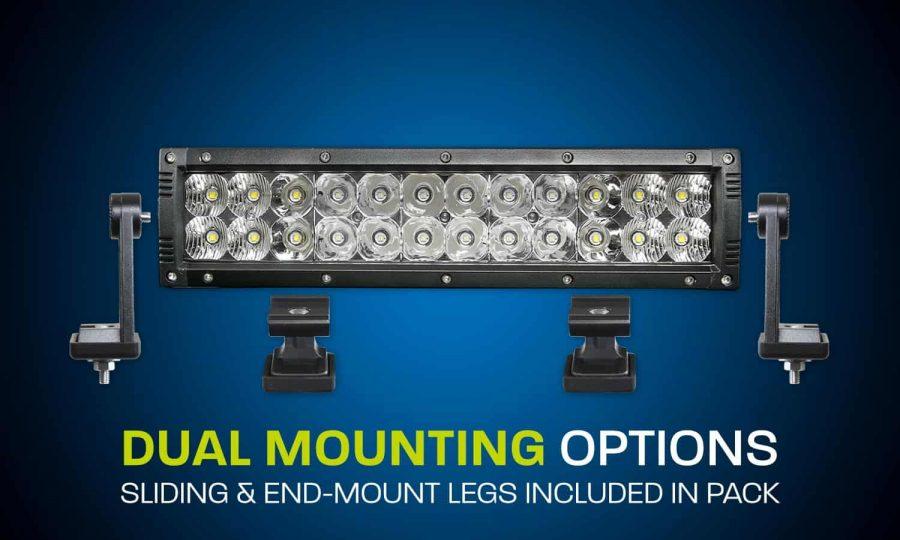 Hard Korr XDD400-G3 Dual Row LED Light Bar