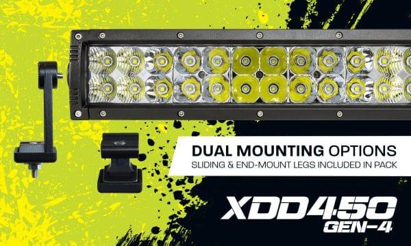 Hard Korr GEN4 12 inch Dual Row LED Light Bar