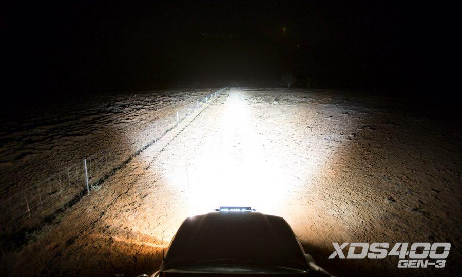 Hard Korr XDS400-G3 single row light bar
