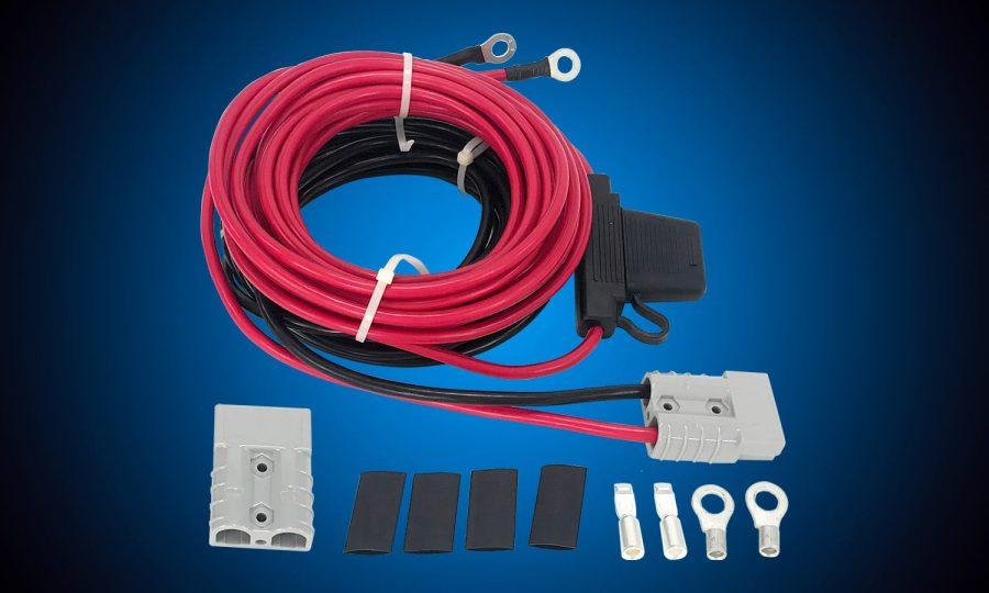 Dual Battery Wiring Kit