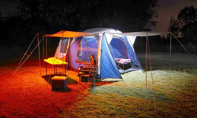 LED Camping Light Kits