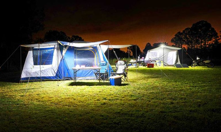 LED Camp Lighting