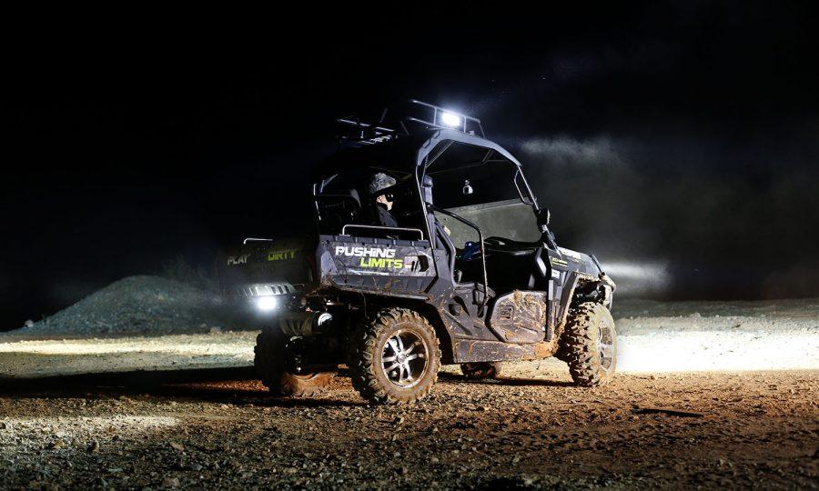 Hard Korr CF-MOTO with XDD225F-G3