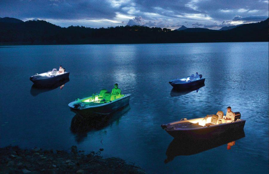 Korr Full Colour LED Boat Light Kit