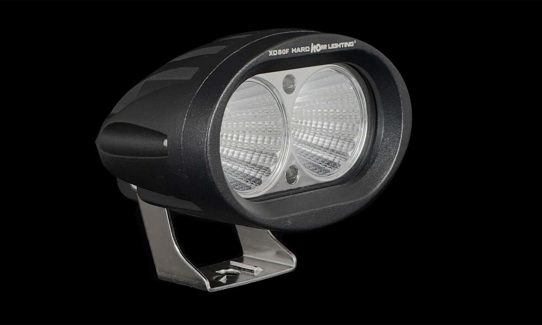 xd series 20w led work flood light xd80f hard korr lighting. Black Bedroom Furniture Sets. Home Design Ideas