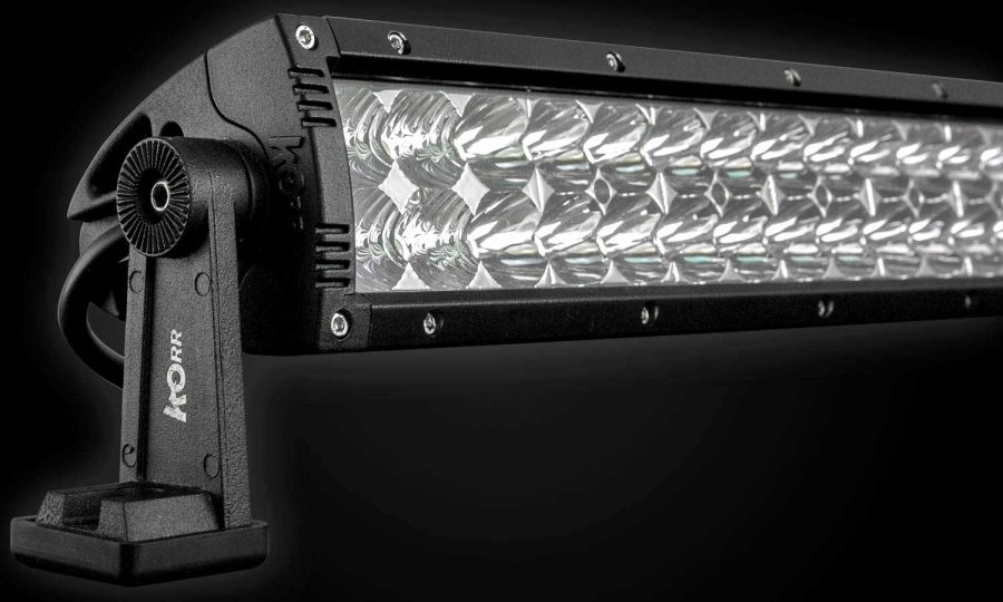 XD GEN3 LED Light Bar Side View
