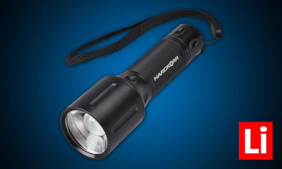 LED Rechargeable 10w Torch KT6