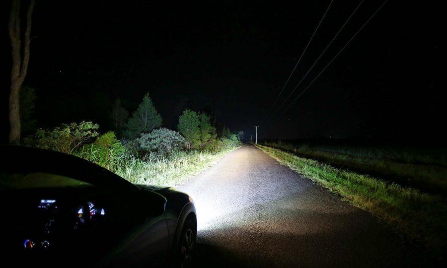 LED Square Driving Work Lights