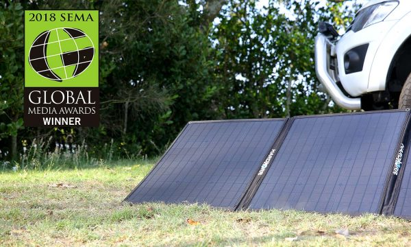 200w heavy duty solar panels SEMA Global Media Award winner
