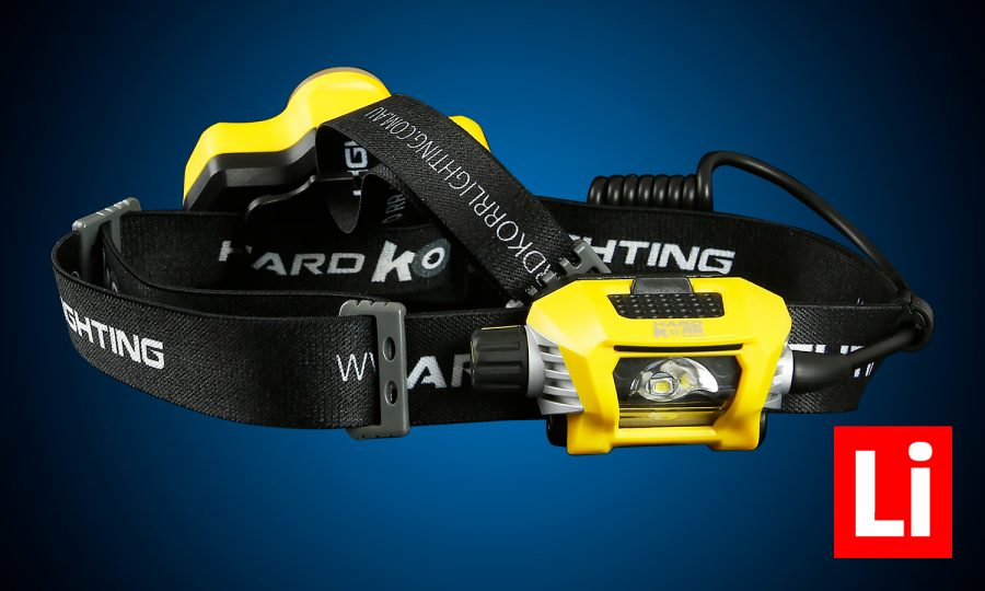 Hardkorr T600 LED Head Torch