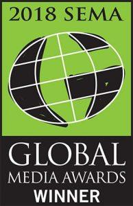 Hard Korr Lighting won two SEMA Global Media Awards