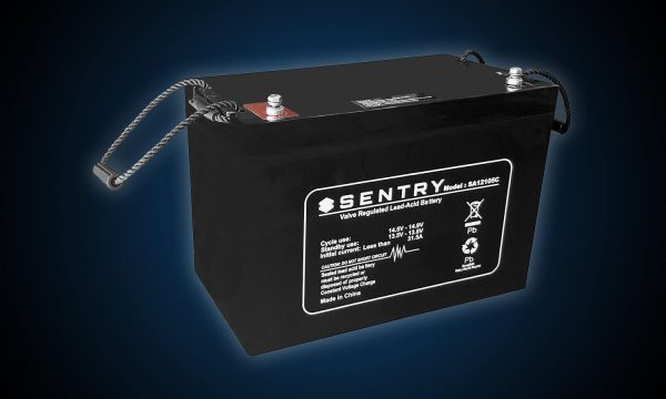 Sentry 105AH AGM Deep Cycle Battery