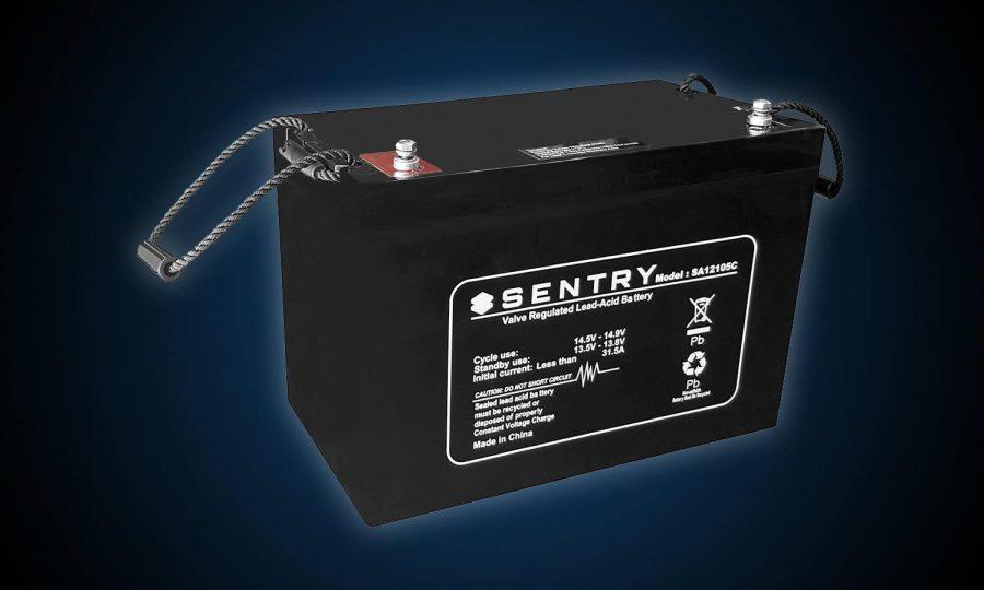 Sentry 105AH AGM Deep Cycle Battery