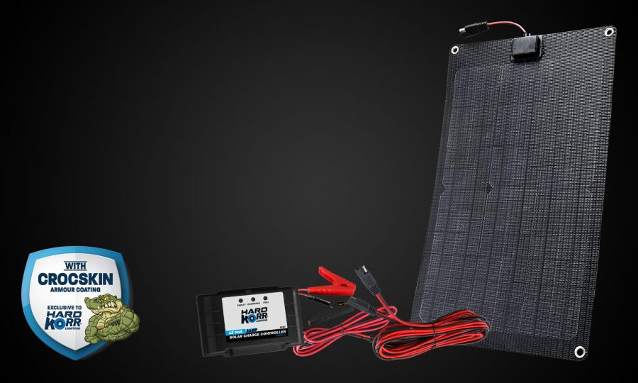 Trickle Charger Solar Panel