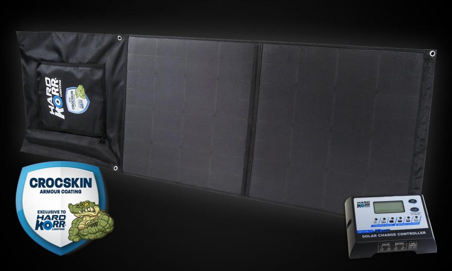 Ultralight portable solar mat 100w